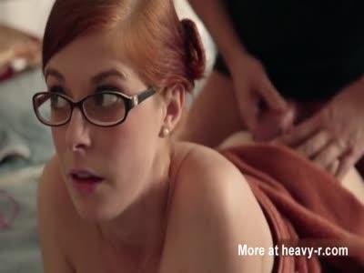 Sexy handjob porn video