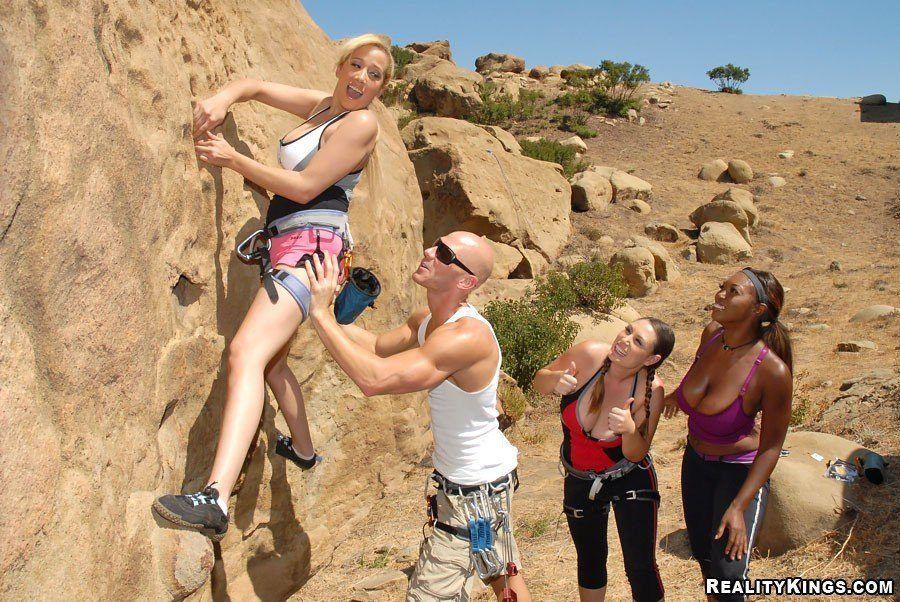 Pants Jeans Undressing Climbing Porn