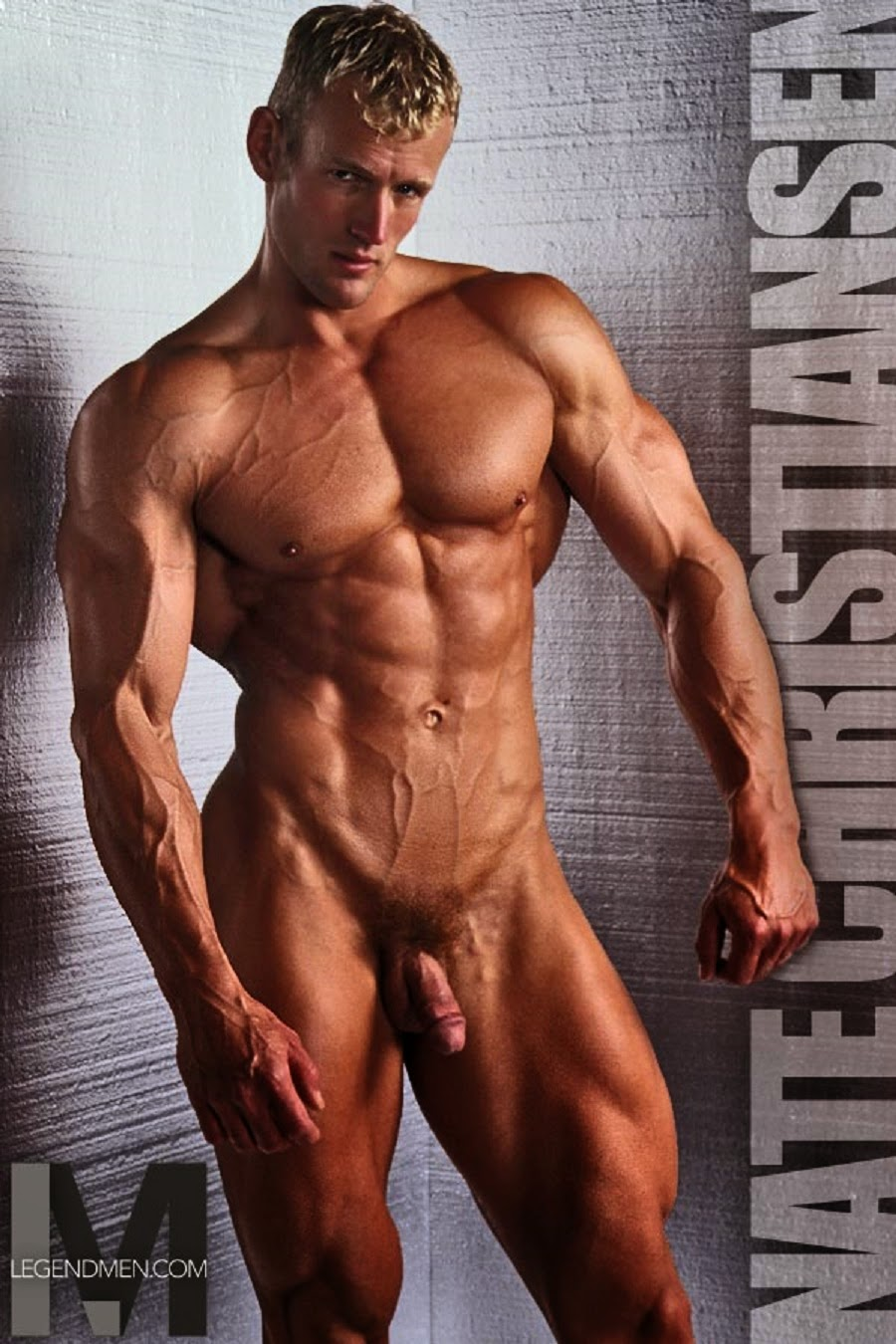 Of naked bodybuilders pictures male Category:Nude men