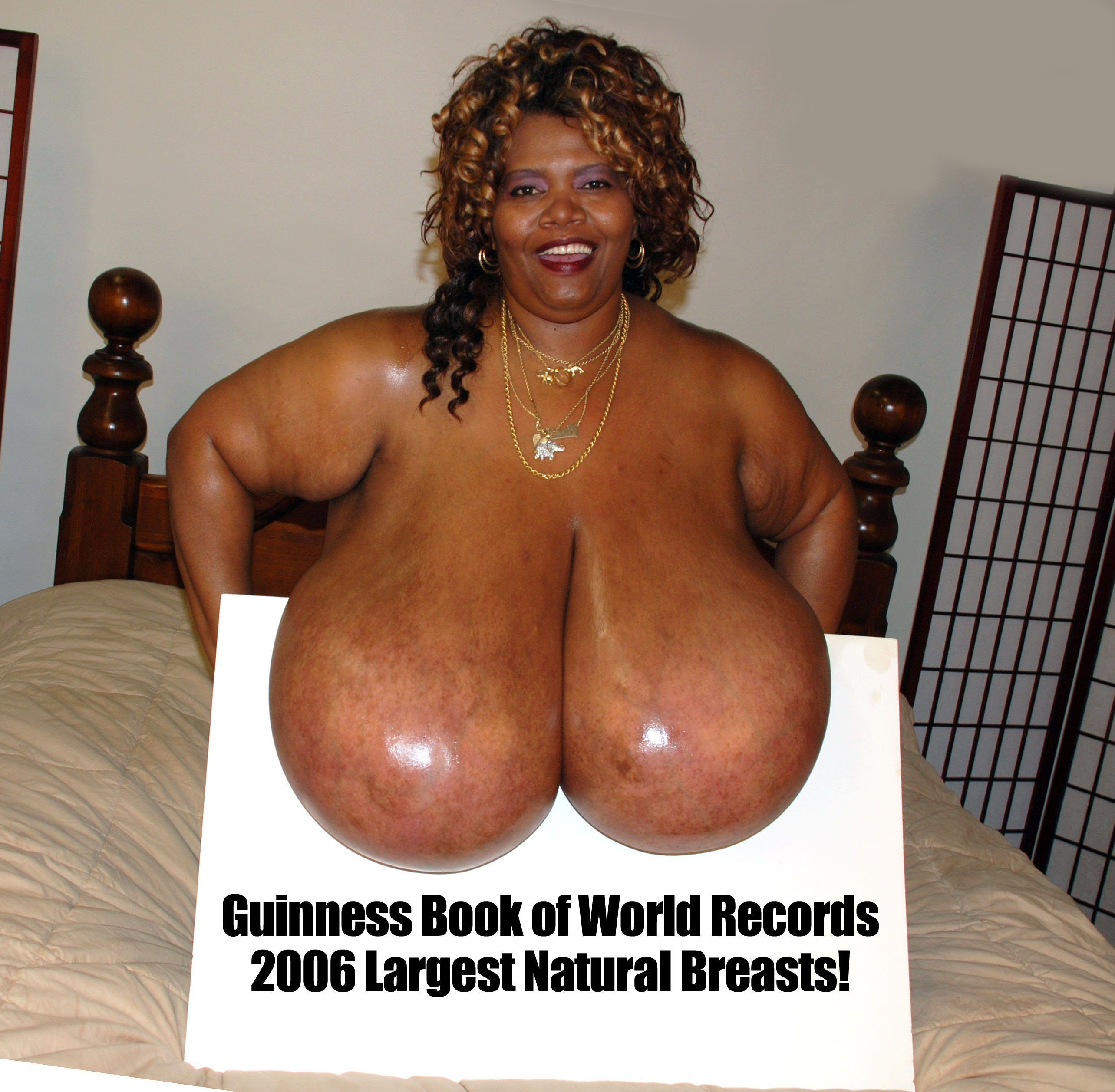 best nude boobs in the world