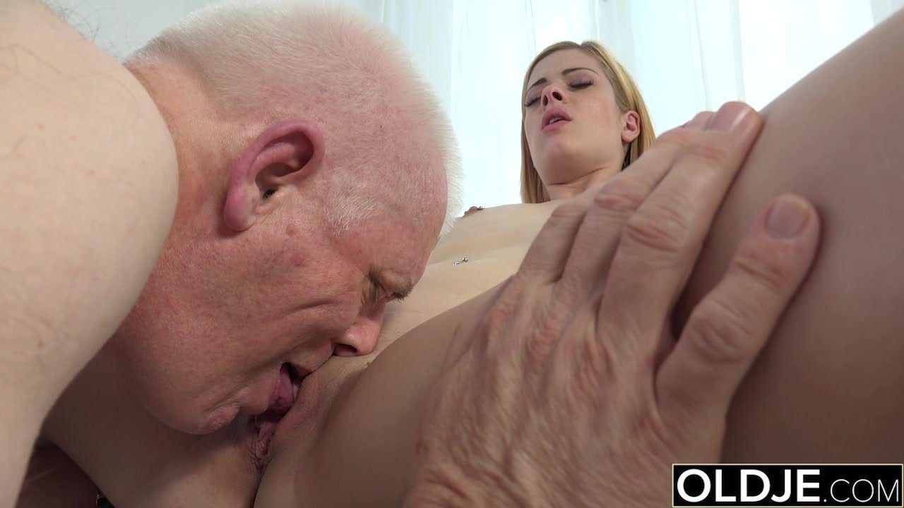 Bloomer recommend best of oldman cock