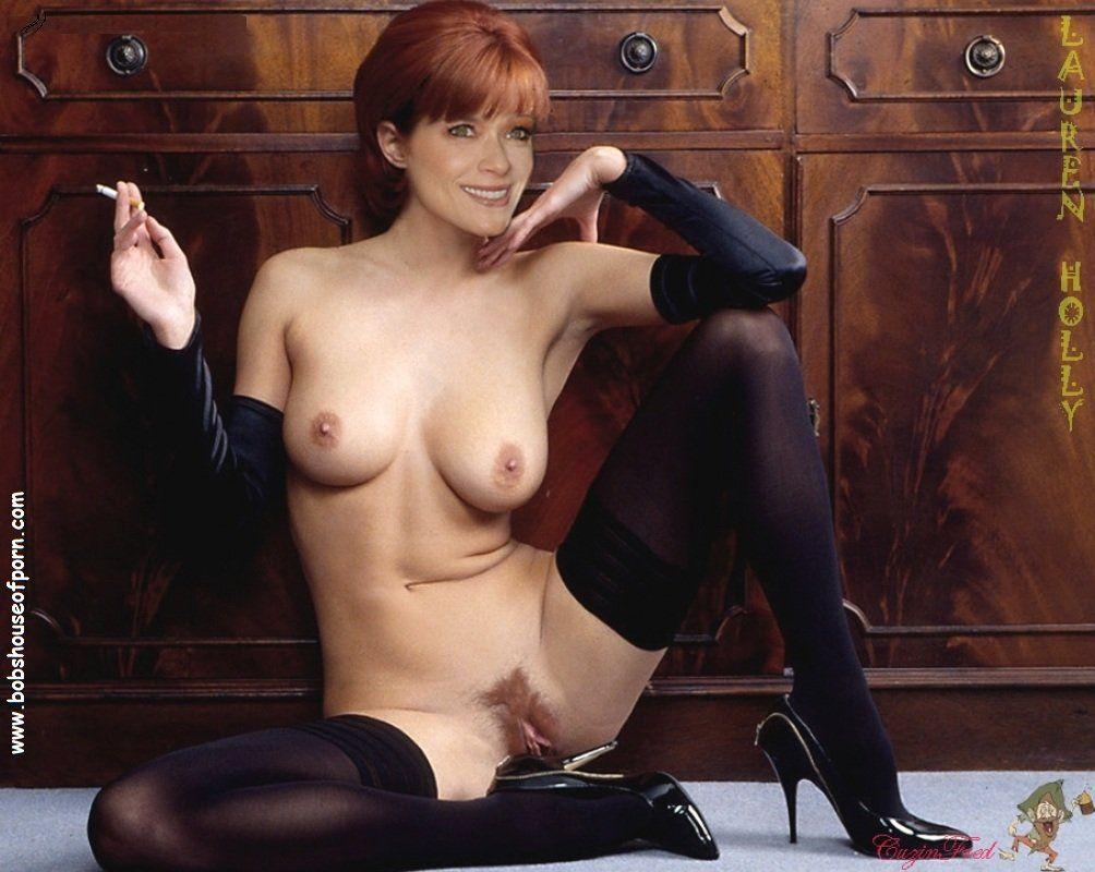Young nackt Lauren  Lauren Holly