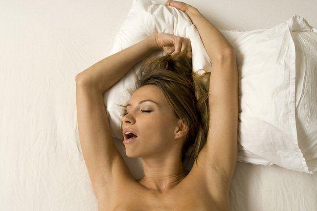 Equinox reccomend Women creampie sleeping nude