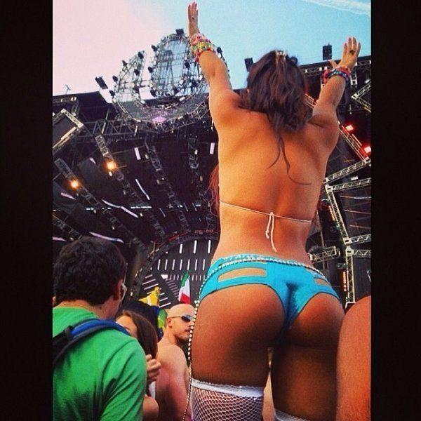 Rave festival
