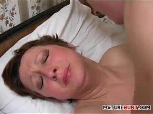 Mature pantyhose weman