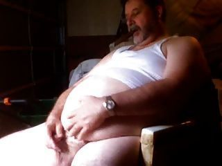 Fat dad