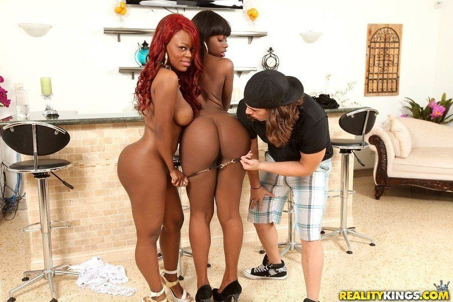 Hammer reccomend Black girls threesome
