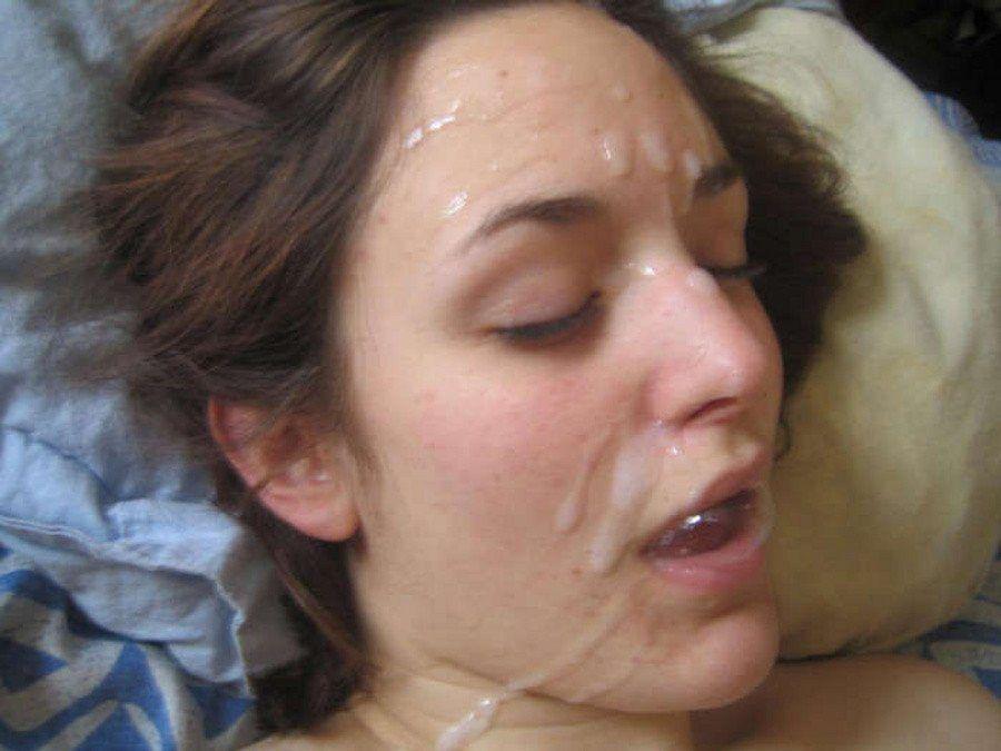 Ass hole after anal sex