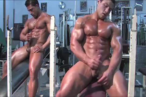 Twizzler reccomend raw bodybuilder gym gay porn
