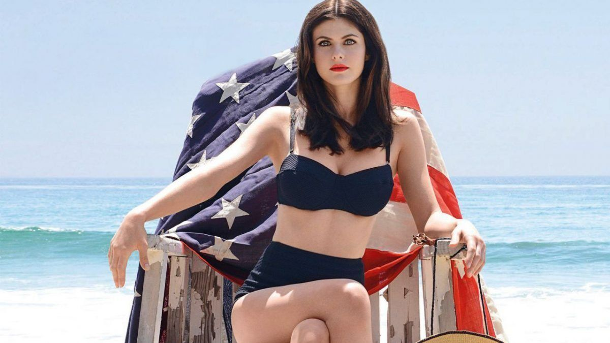 best of Baywatch alexandra daddario