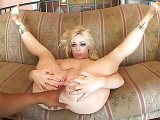 best of A footjob Adrianna nicole giving