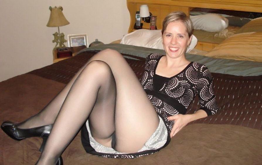 Stockings Mature Bitch Porn
