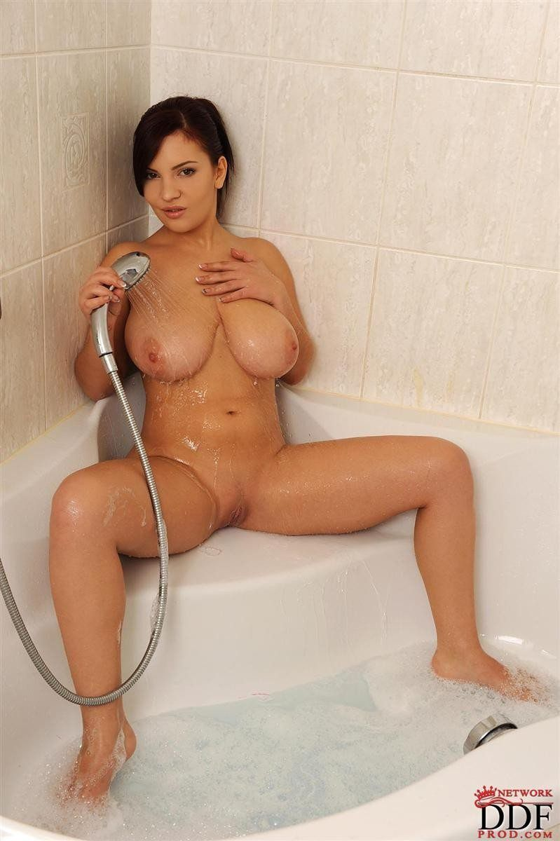Armed F. reccomend shower lana