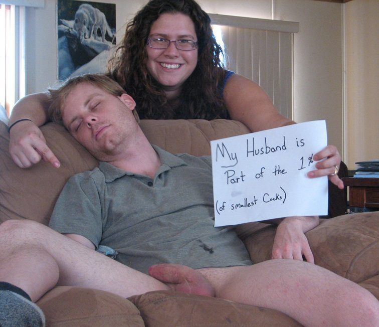 best of Small penis husband