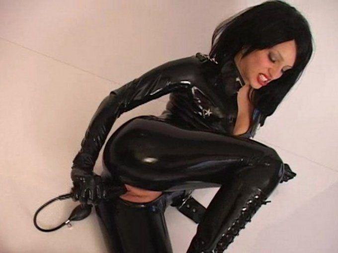 SWAT reccomend latex women