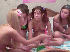 Russian erotic lesbian